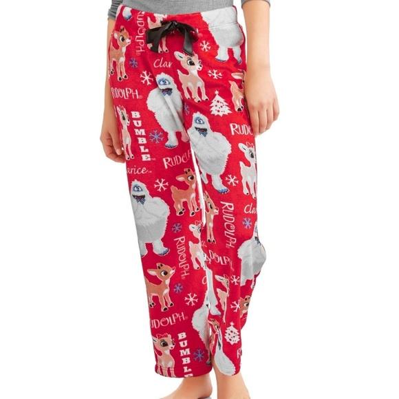 5b2d8c12238b81 Rudolph Reindeer Intimates & Sleepwear   Rudolph Red Nosed Reindeer ...